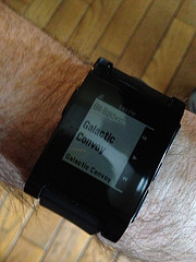Pebble player